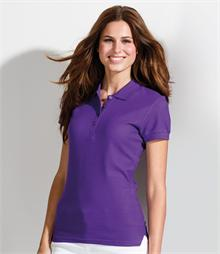 SOL'S Ladies People Pique Polo Shirt