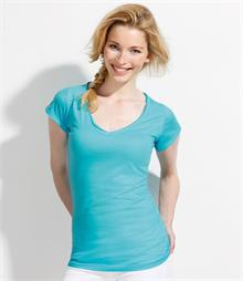 SOLs Ladies Mild V Neck T-Shirt