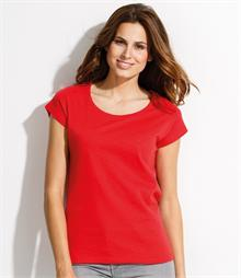 SOL'S Ladies Scoop Slub T-Shirt