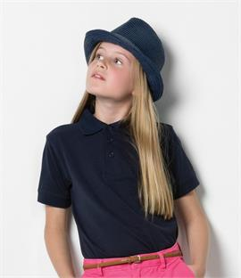 Kustom Kit Kids Klassic Pique Polo Shirt