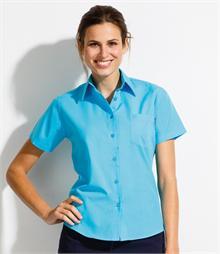 SOL'S Ladies Escape Short Sleeve Poplin Shirt  SPORT BILLY THESSALONIKI