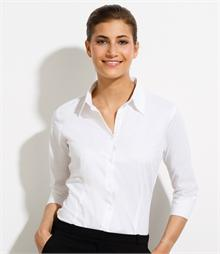 SOL'S Ladies Effect 3/4 Sleeve Fitted Shirt SPORT BILLY THESSALONIKI