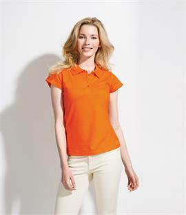 SOLs Ladies Prescott Jersey Polo Shirt