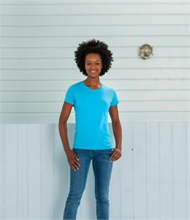 Russell Ladies Lightweight Slim T-Shirt