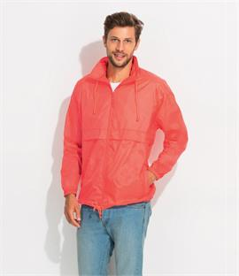 SOLs Unisex Surf Windbreaker Jacket
