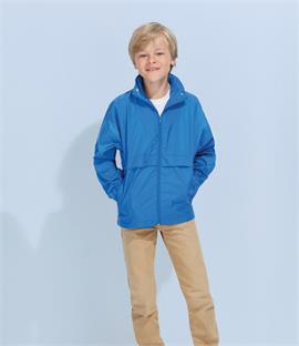 SOLs Kids Surf Windbreaker