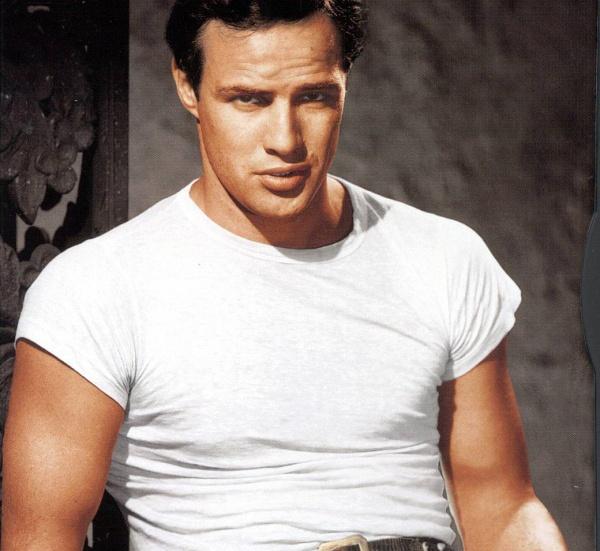 The Plain White Tee - Marlon Brando