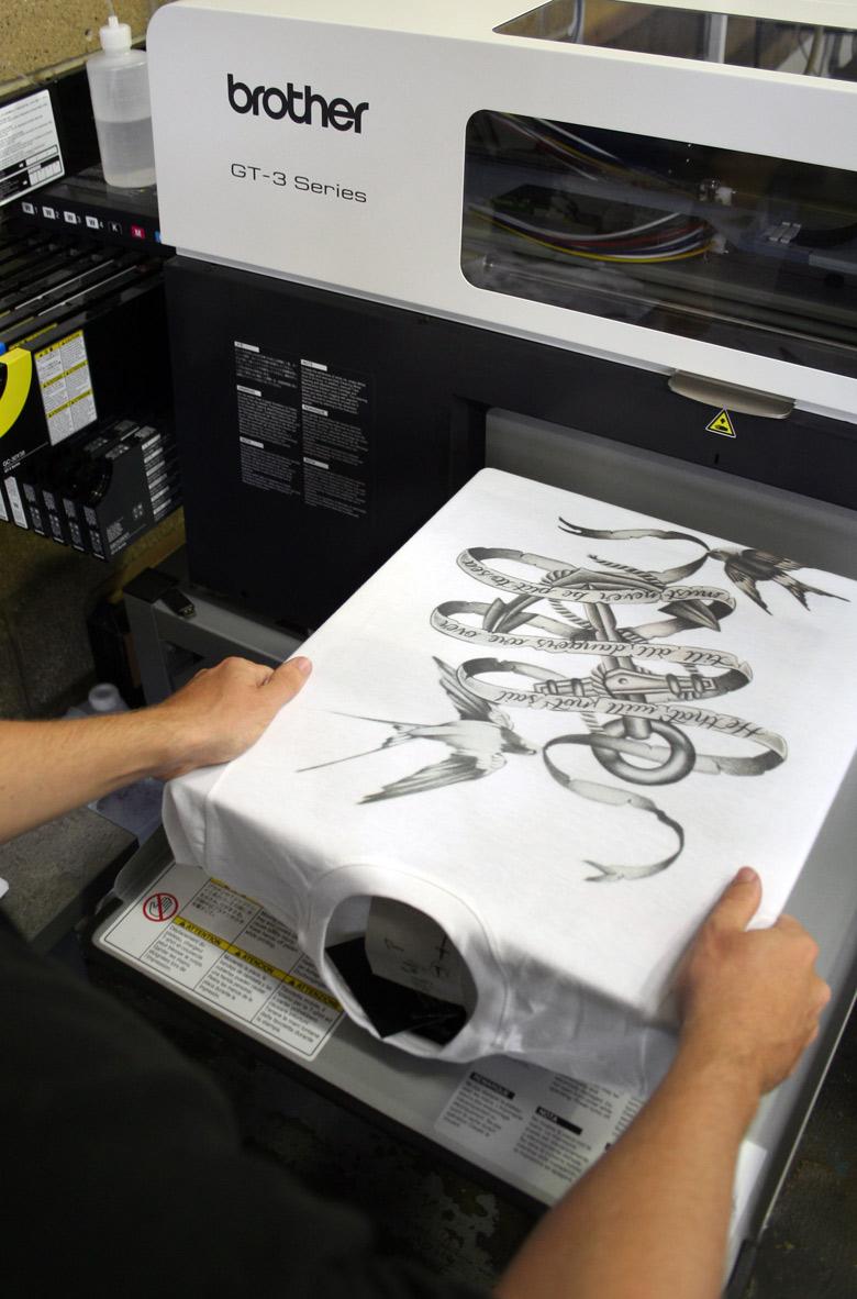 DTG Printer