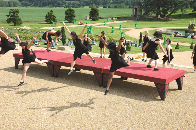 DANCEFEST Dancers