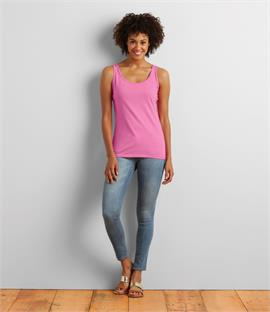Gildan Ladies SoftStyle Tank Top