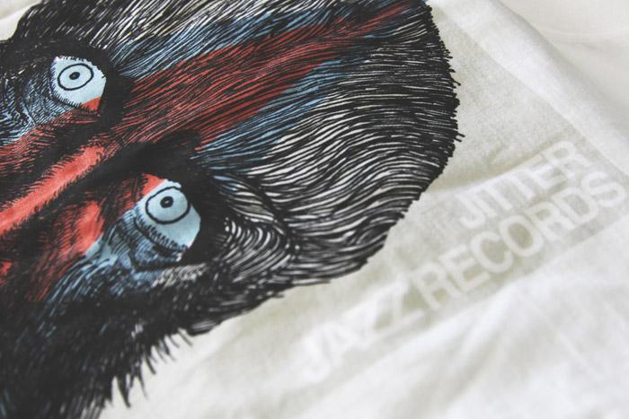Jitter Jazz Records T-Shirt