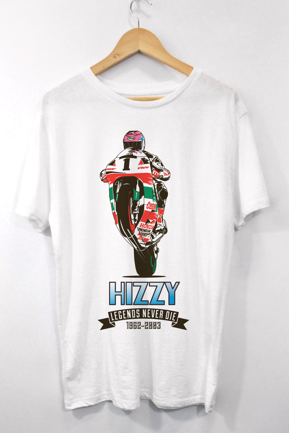 Crossan Motorcycles T-Shirt