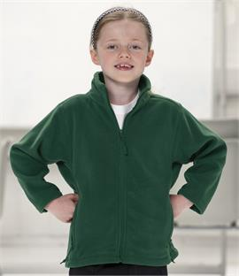 Russell Jerzees Schoolgear Kids Outdoor Fleece Jacket