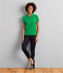Gildan Ladies DryBlend Double Pique Polo Shirt