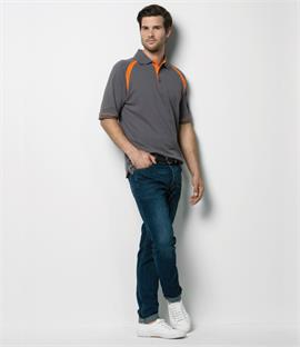 Kustom Kit Oak Hill Pique Polo Shirt