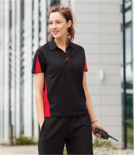 Finden & Hales Ladies Club Pique Polo Shirt