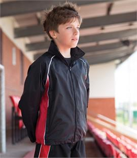 Finden & Hales Kids Lightweight Training Jacket