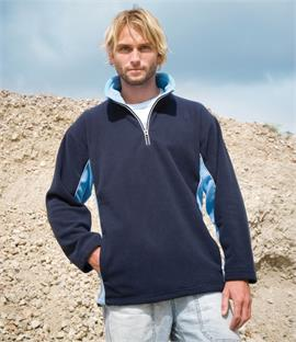 Result Tech 3 Zip Neck Sport Fleece