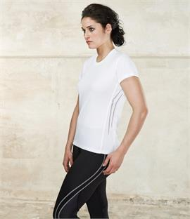 Proact Ladies Contrast Sports T-Shirt