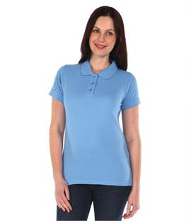 Regatta Ladies Classic Cotton Pique Polo Shirt