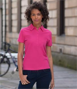 Skinnifit Ladies Stretch Polo Shirt