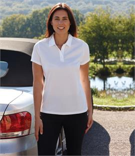 Fruit of the Loom Lady Fit Performance Polo Shirt