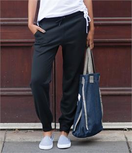 Skinnifit Ladies Cuffed Jog Pants