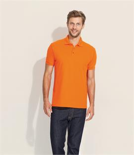SOLS Prime Poly/cotton Pique Polo Shirt