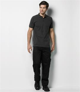 Kustom Kit Klassic Heavy Slim Fit Pique Polo Shirt