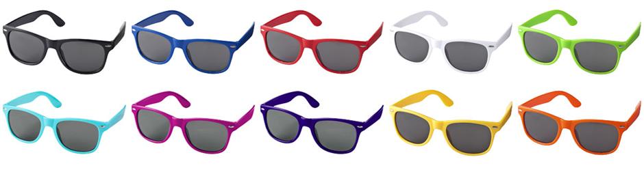 Sunglasses Colours