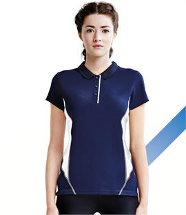 Regatta Activewear Ladies Salt Lake Pique Polo Shirt