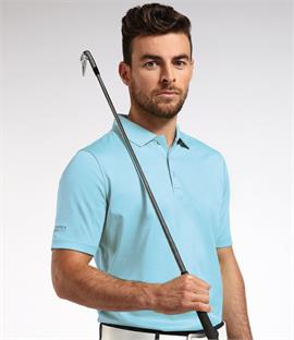 Glenmuir Golf Plain Mercerised Polo Shirt