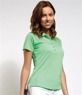 Glenmuir Golf Ladies Performance Piqué Polo Shirt