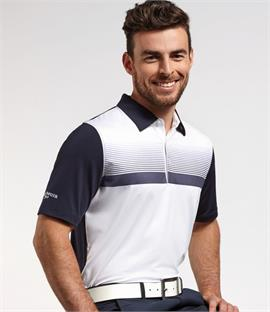 Glenmuir Golf Contrast Jersey Polo Shirt