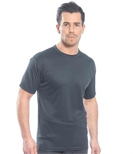 Portwest Short Sleeve Thermal Base Layer Top