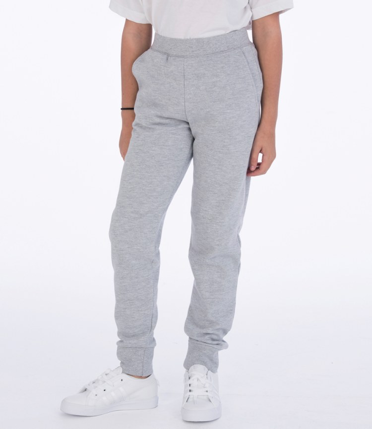 AWDis Kids Tapered Track Pants - Fire Label 606559aead04