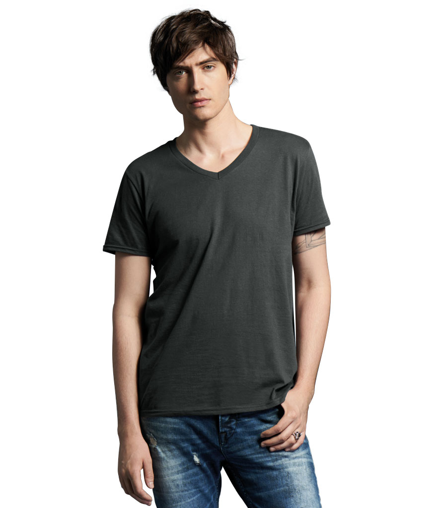 timeless design 90fe8 66e15 DISCONTINUED - Anvil Fashion V Neck T-Shirt
