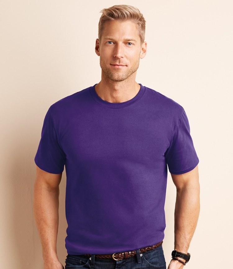 Gildan Premium Cotton T-Shirts - Fire Label da5cdf07b3