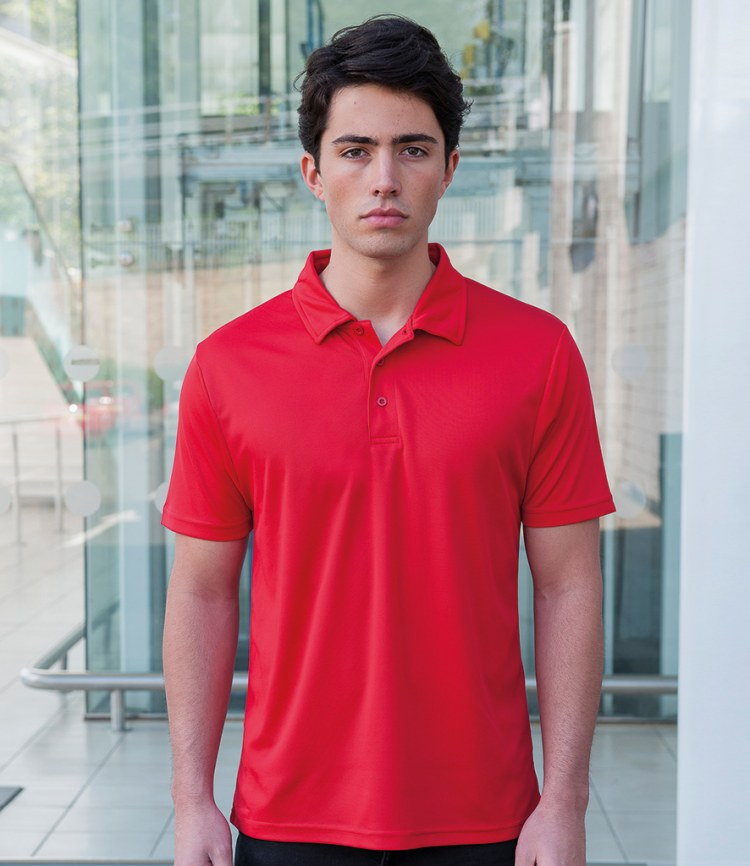 ca2a2149 AWDis Just Cool Polo Shirt - Fire Label