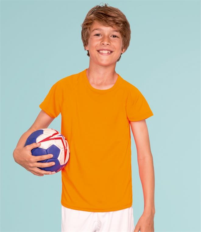 SOLS Kids Sporty T-Shirt