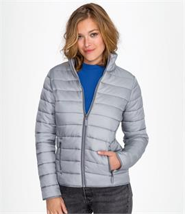 SOLS Ladies Ride Padded Jacket