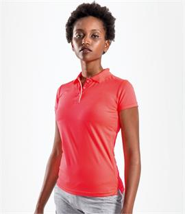 SOLS Ladies Performer Pique Polo Shirt
