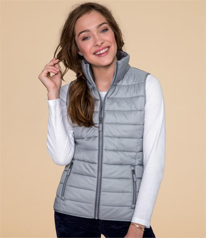 SOLS Ladies Wave Bodywarmer