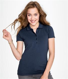 SOLS Ladies Phoenix Pique Polo Shirt