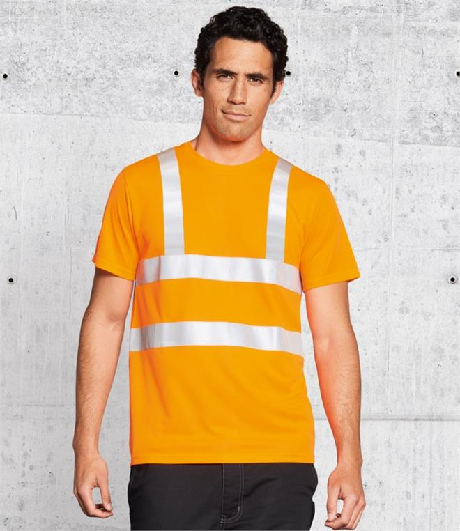 DISCONTINUED SOLS Mercure Pro Hi-Vis T-Shirt