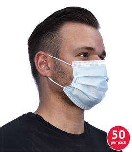 Regatta 3-Ply Disposable Medical Mask