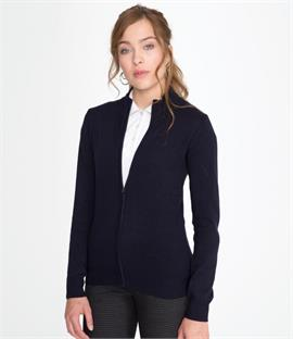 SOLS Ladies Gordon Full Zip Cotton Acrylic Cardigan