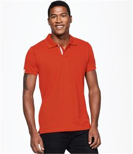 SOLS Portland Cotton Pique Polo Shirt