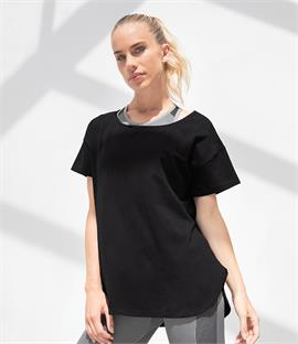 Tombo Scoop Neck T-Shirt
