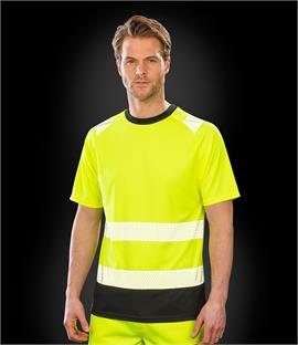 Result Genuine Recycled Safety T-Shirt